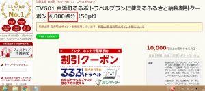 るるぶトラベルふるさと納税1万円