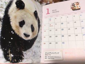 王子動物園動物サポーター手帳